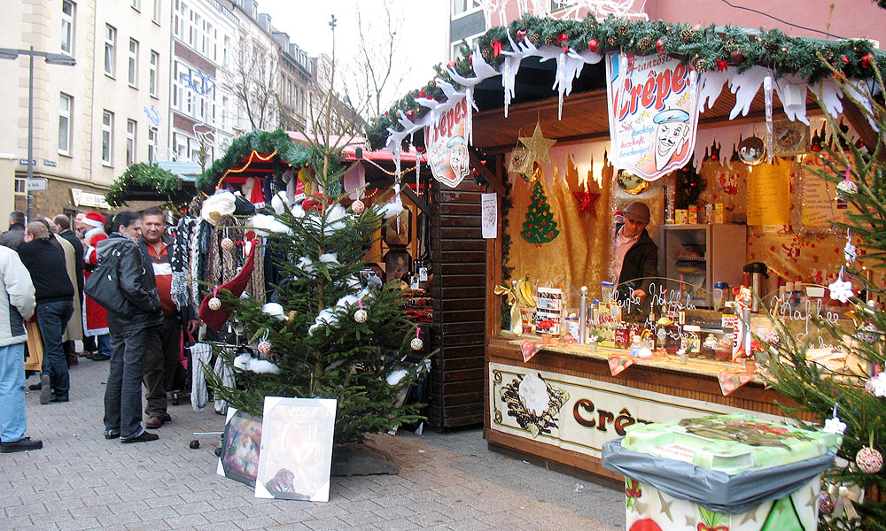 Gay Weihnachtsmarkt Köln