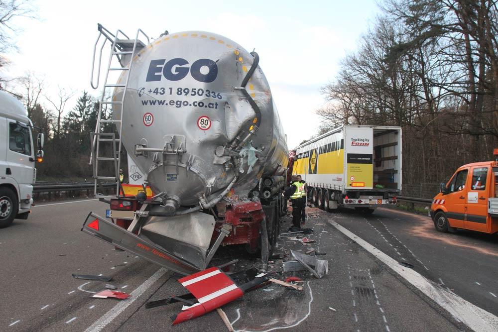 Unfall A3 Siegburg Heute