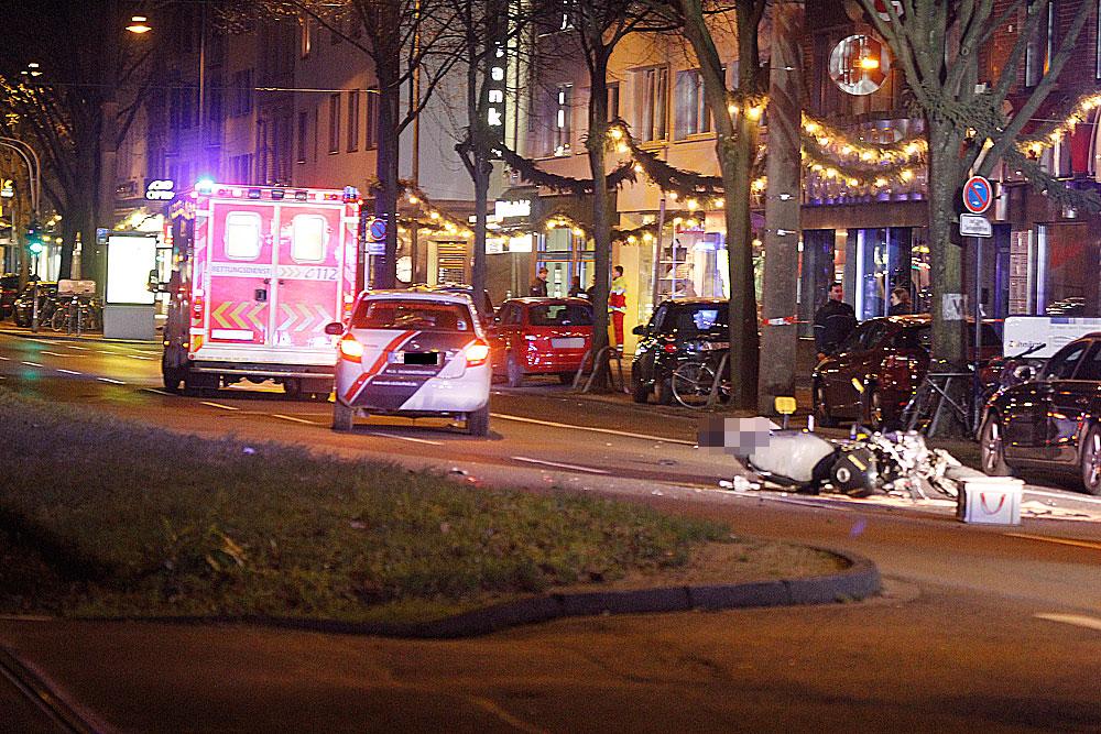 Unfall Aachener Straße Köln Heute