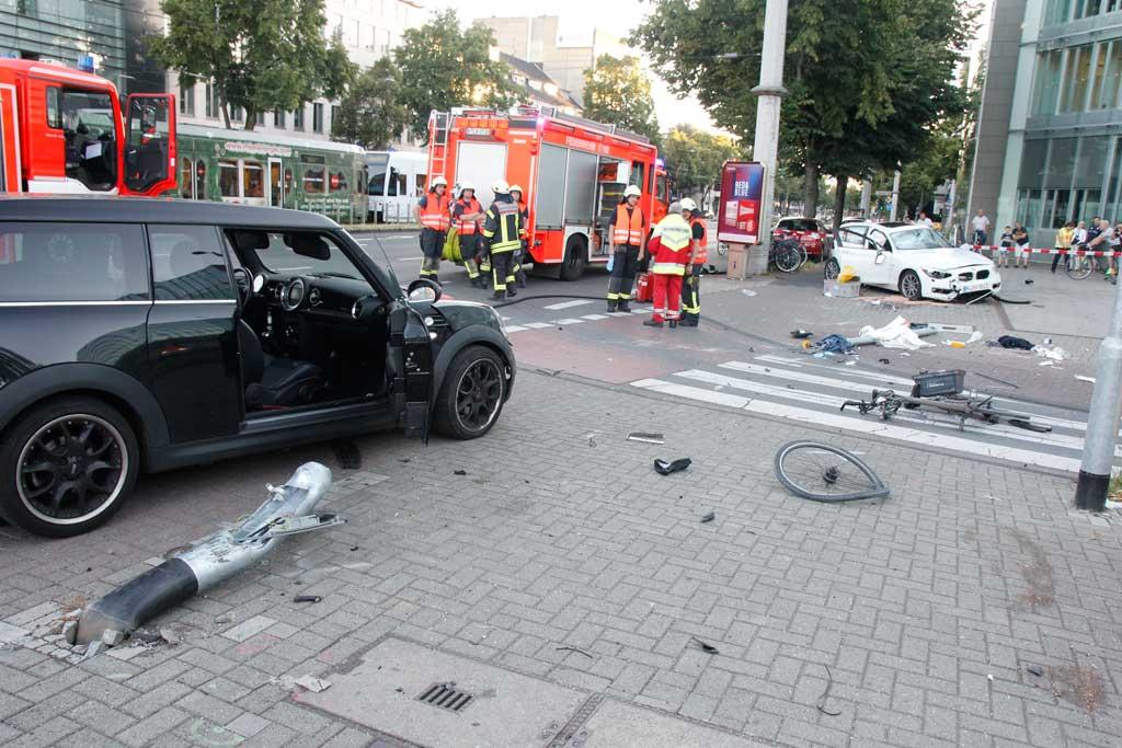 Unfall Köln Heute Aachener Str