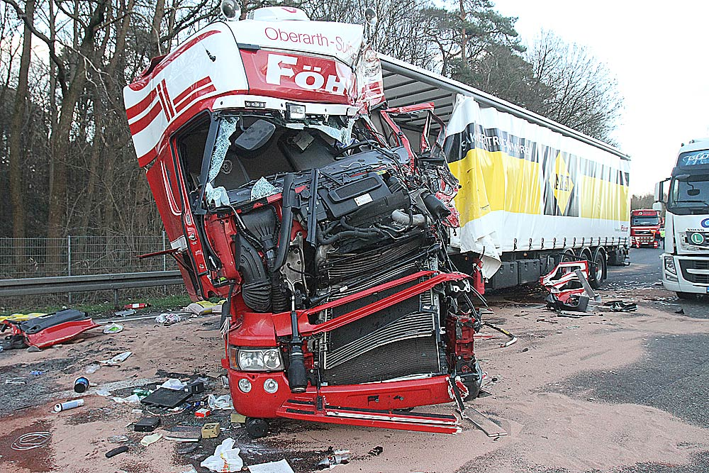 A3 Unfall Köln