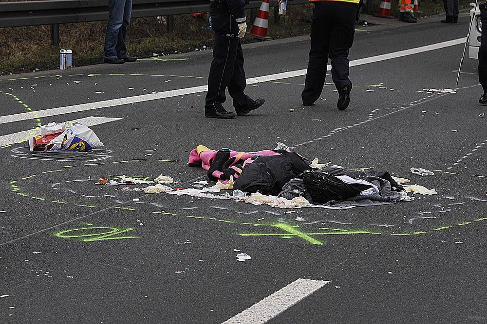 Unfall A3 Gestern Köln