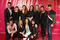Pinker Teppich Dirty Dancing Musical Dome