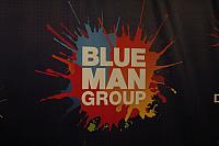 Premiere Blue Man Group Musical Dome